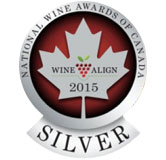 National WIne Awards of Canada - Silver