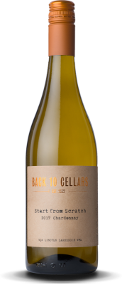 Back 10 Cellars - Start From Scratch Chardonnay