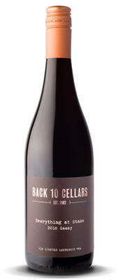 Back 10 Cellars - Everything At Stake 2018